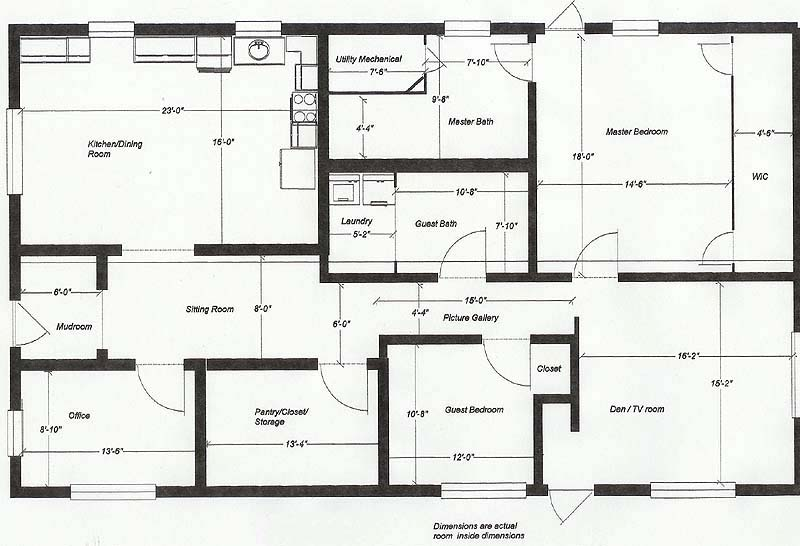 Project home floor plans for Project home plans