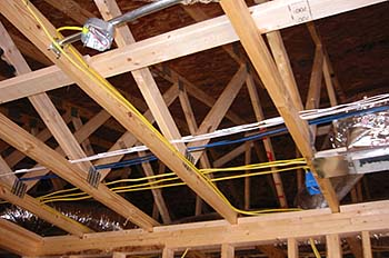 Project Home Real Life test home for Energy Efficient
